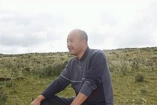Shogdung portrait