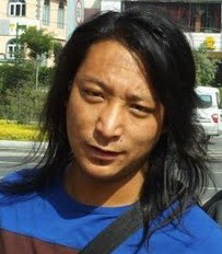 Tashi Rabten portrait